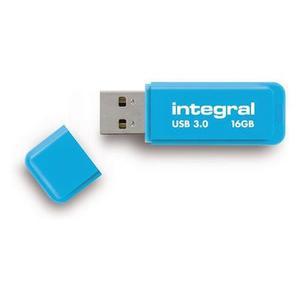 Integral USB Stick 3.0 Neon 16GB bl (29-05-25/INFD16GBNEONB3.0)