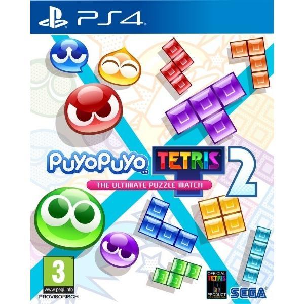 PuyoPuyoTetris 2 (PS4) Englisch