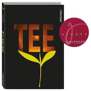 Das TEE Buch entstanden in Zusammenarbeit mit dem Teehaus Ronnefeldt Hardcover mit Stanzung