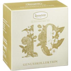 Ronnefeldt Genusskollektion 10 Teeproben