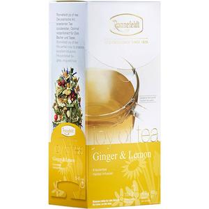 Joy of Tea Ginger & Lemon 15 Teebeutel
