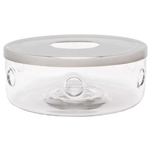 Bredemeijer Glas Stövchen für Teekannen Minuet® Santhee