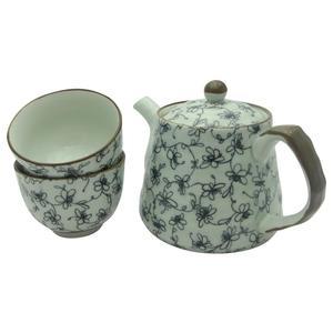 Japanisches Tee Set Furawa dreiteilig