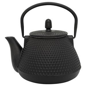 Teekanne Gusseisen Wuhan 1lt. schwarz