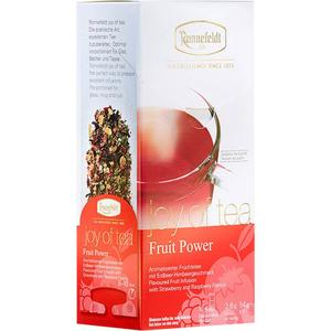 Joy of Tea Fruit Power 15 Teebeutel