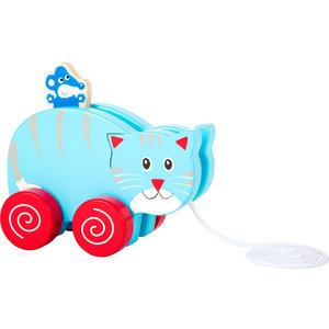 Ziehtier Katze und Maus