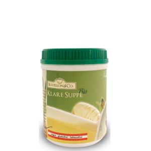 Bio Klare Suppe pflanzlich Bouillon & Co 500g