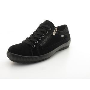 Legero schwarz velour tanaro Sneaker Schwarz