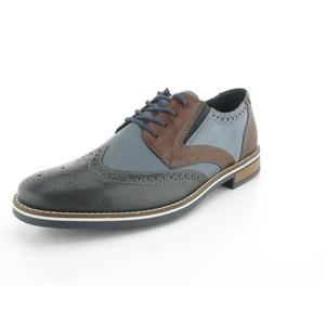 Rieker Businesss Schuh Blau
