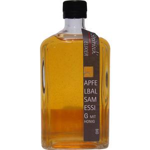 Bio-Apfelbalsamessig mit Honig
