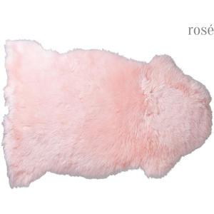 Dekolammfell-ungeschoren-rose