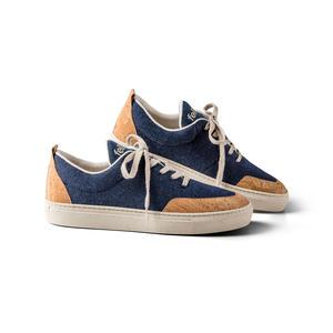 Sneaker Havanna blau Damen 36