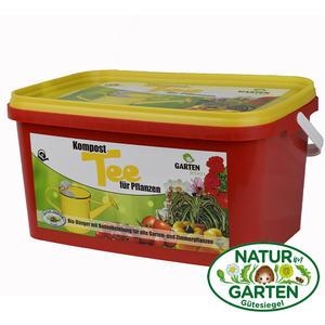 Kompost-Tee Maxi 22 Stück | Natürliche Mikroorganismen für die Pflanzen