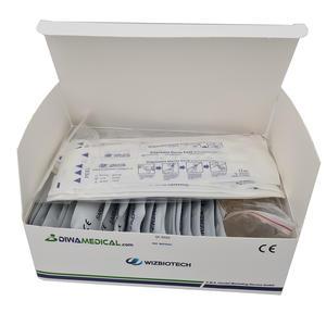 """NEU """"Nasal Test - Nase vorne"""" 20 Stück für schmerzfreie Probenentnahme - COVID-19 Antigen Schnelltest"""