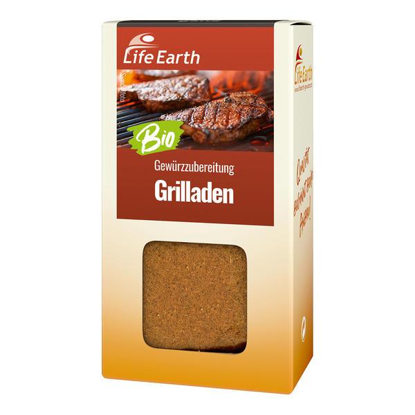 Grilladen - Bio Gewürzzubereitung