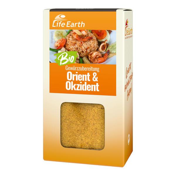 Orient & Okzident - Bio Gewürzzubereitung