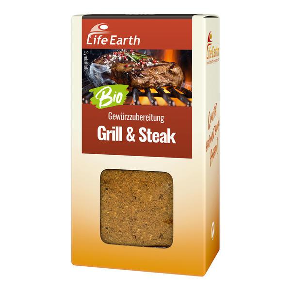 Grill & Steak - Bio Gewürzzubereitung