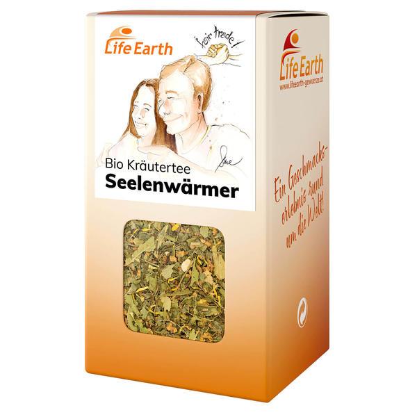 Seelenwärmer - Bio Kräutertee