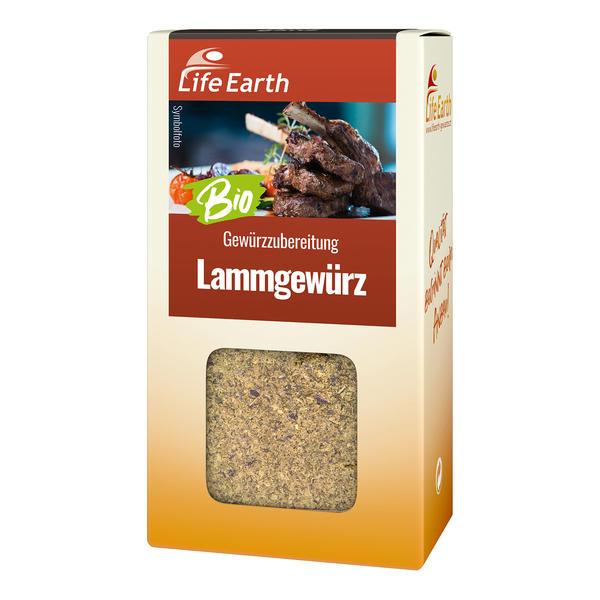 Lammgewürz - Bio Gewürzzubereitung