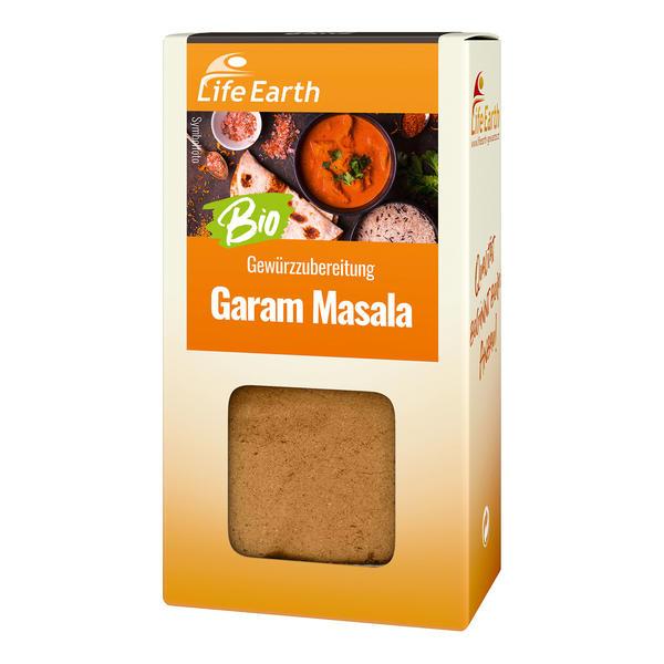 Garam Masala - Bio Gewürzzubereitung