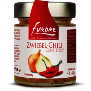 Zwiebel-Chili Confit 160g