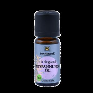 Entspannungs-Öl ätherisches Öl Hildegard bio, 10 ml