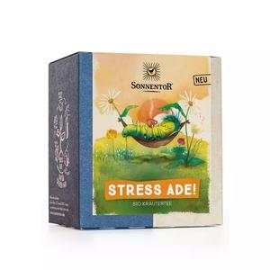 Stress Ade Kräutertee-Mischung bio, 16 Stk. Pyramidenbeutel - limited Edition