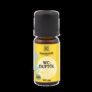 WC-Duftöl ätherisches Öl bio, 10 ml