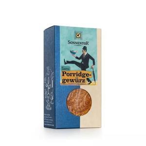 Sams Porridge Gewürzmischung bio, 70 g Packung