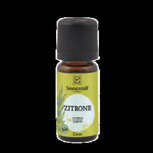Zitrone ätherisches Öl bio, 10 ml