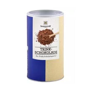 Trinkschokolade, Bio-Trinkschokoladenpuler, 700 g Gastrodose