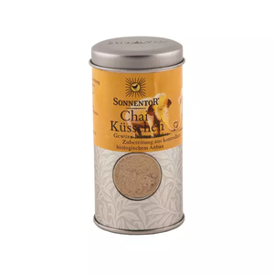Chai Küsschen Gewürz-Blüten-Zubereitung bio, 70 g Streudose