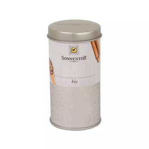 Streudose leer, Weißblechdose mit 95 ml Fassungsvermögen