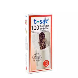 Teekannen-Filter Größe 3, 100 Stk. Packung