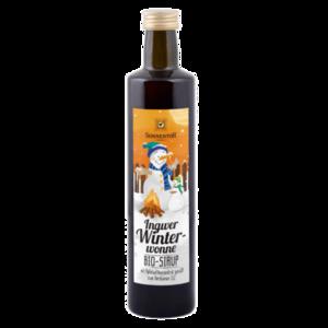 Ingwer Winterwonne Sirup bio, 500 ml