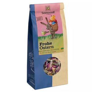 Frohe Ostern Tee lose bio, 60g Packung