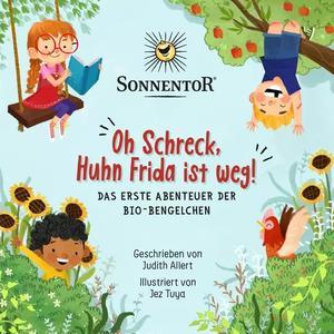 """Bilderbuch Bio-Bengelchen """"Oh Schreck, Huhn Frieda ist weg!"""""""
