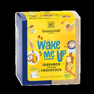 Wake me up! Ideenbox für dein Frühstück bio, 42,8 g Packung