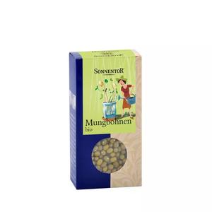 Mungbohnen Saat bio, 120 g Packung