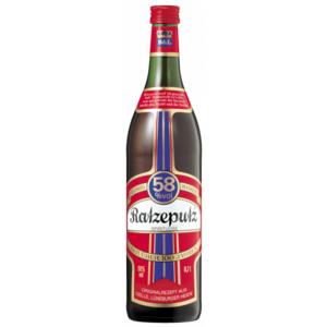 Ratzeputz Ingwer 0,7L 58% Vol.