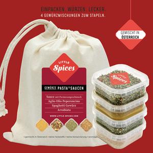 """Gewürzmischungen """"Pasta & Saucen"""" - Weihnachtsgeschenk"""