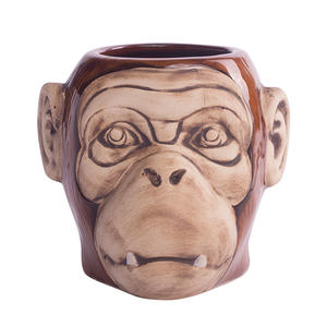 "Tiki Becher ""Monkey"" 550 ml"