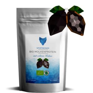 Bio Molkenprotein mit Kakao von Sonnentor 500 g