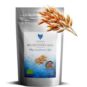 Bio Molkenprotein mit gekeimten Hafer 500 g