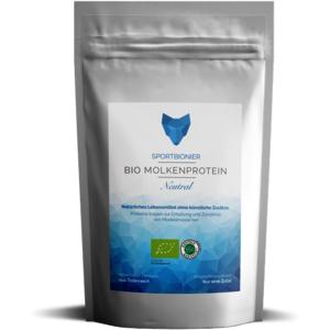 Bio Molkenprotein frei von allen Zusätzen, neutral 500 g
