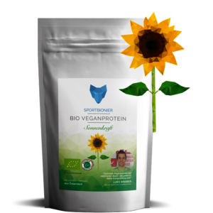 Bio-Vegan 3K Protein Sonnenkraft 500 g