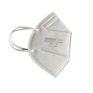 100 Stück - FFP2 NR Atemschutzmasken - CE geprüft 2163