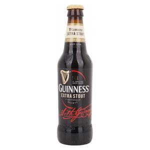Guinness Extra Stout 4,8% Vol. 0,33l