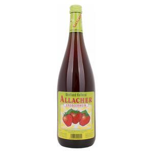 Allacher Erdbeerwein 6% Vol. 6x1l