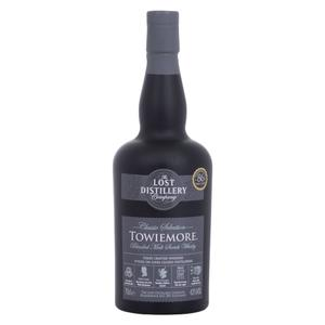 The Lost Distillery TOWIEMORE Classic Selection Blended Malt Scotch Whisky 43% Vol. 0,7l